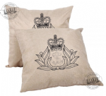 Officers Cushion- officially licenced product